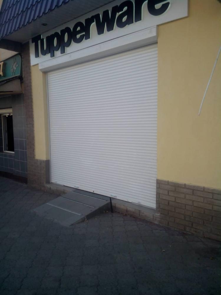 Защитные роллеты, рольставни в Харькове (5)