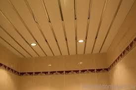 Реечный подвесной потолок (6)