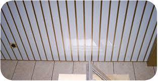 Реечный подвесной потолок (3)