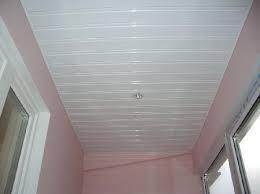 Реечный подвесной потолок (4)