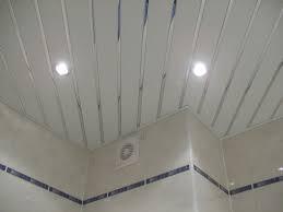 Реечный подвесной потолок (2)