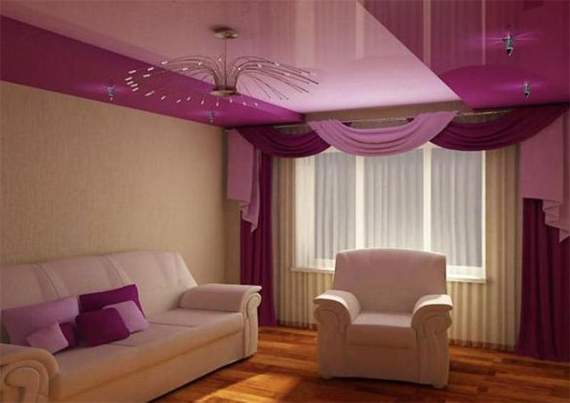 Натяжные потолки для новых проектов и реконструкции. (3)