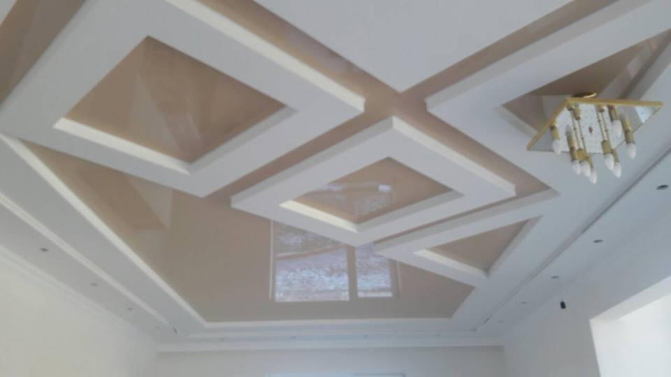 Натяжные потолки для новых проектов и реконструкции. (6)