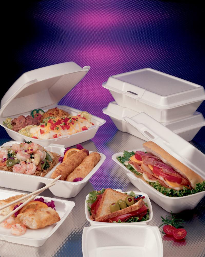 Одноразовая упаковка: блистерная, упаковка для суши, фруктов, тортов (3)