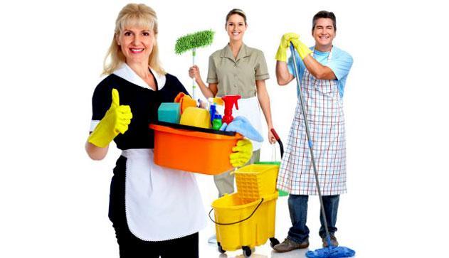 Требуется уборщица (2)