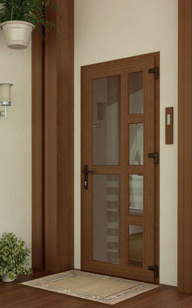 Двери металлопластиковые. Входные и межкомнатные. Недорого. (5)