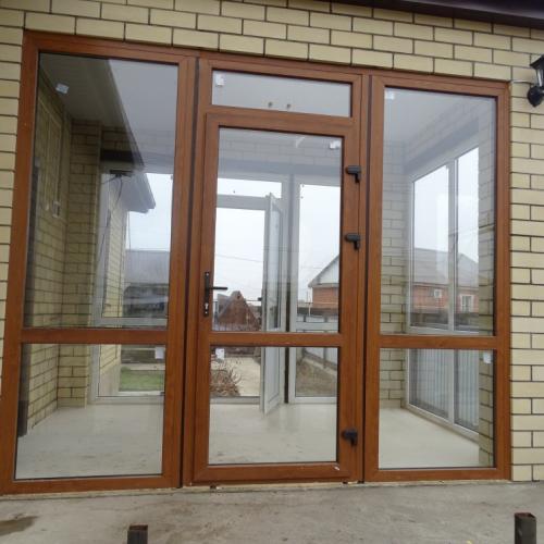 Двери металлопластиковые. Входные и межкомнатные. Недорого. (3)