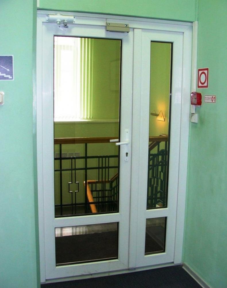 Двери металлопластиковые. Входные и межкомнатные. Недорого. (2)