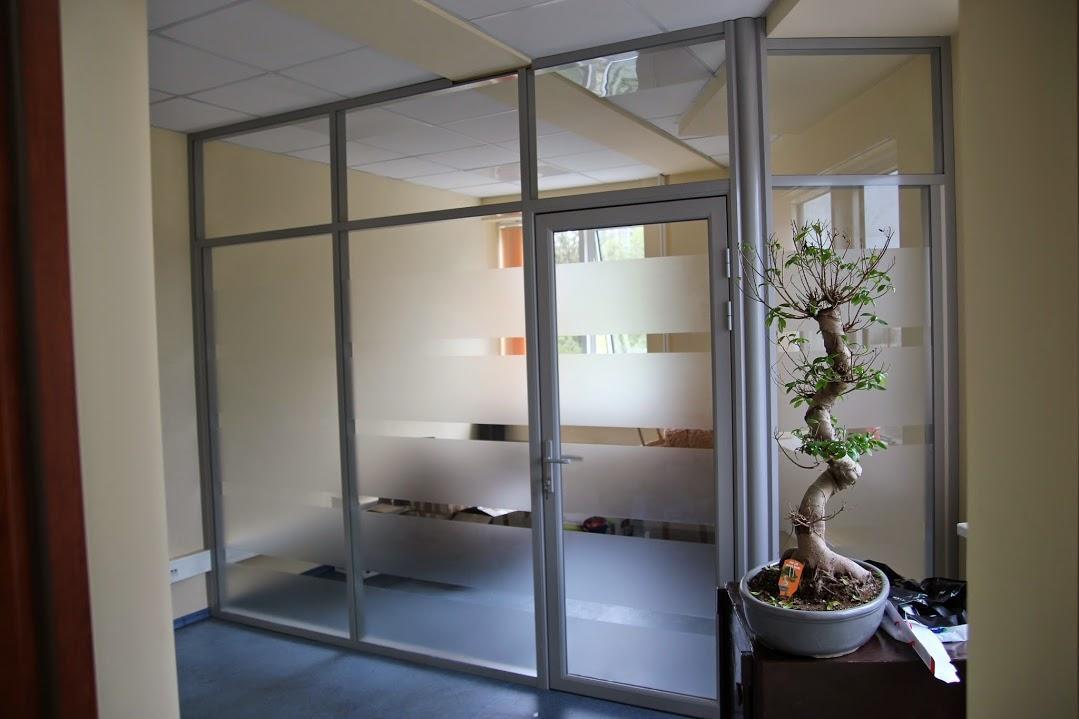Алюминиевые окна, двери, перегородки. Стильные и современные. (6)