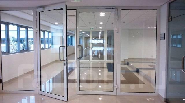 Алюминиевые окна, двери, перегородки. Стильные и современные. (2)