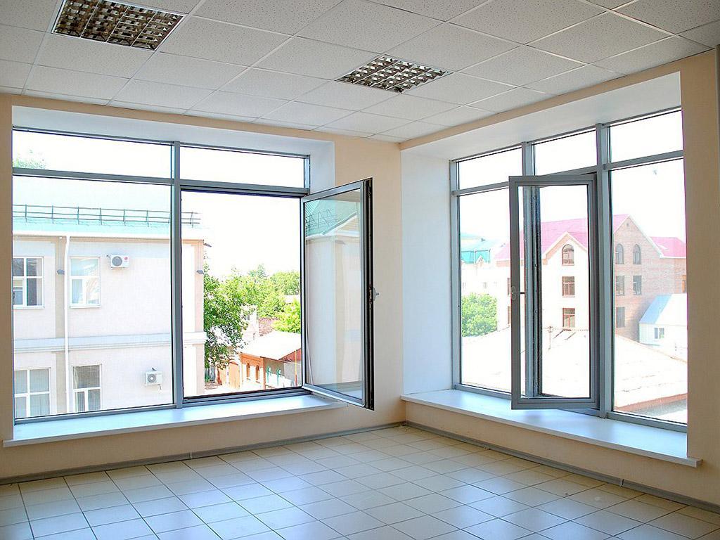 Алюминиевые окна, двери, перегородки. Стильные и современные. (4)