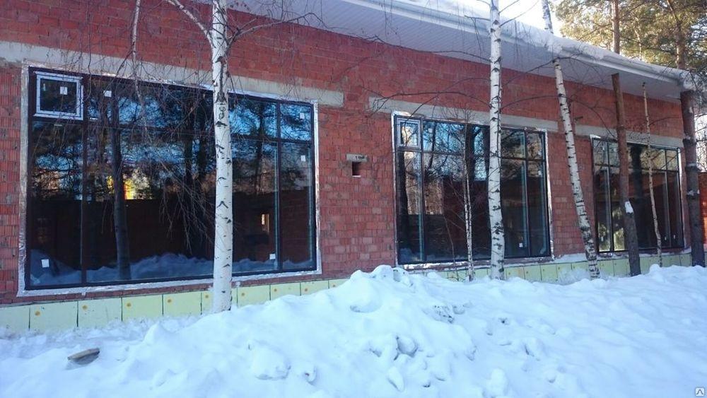 Алюминиевые окна, двери, перегородки. Стильные и современные. (5)