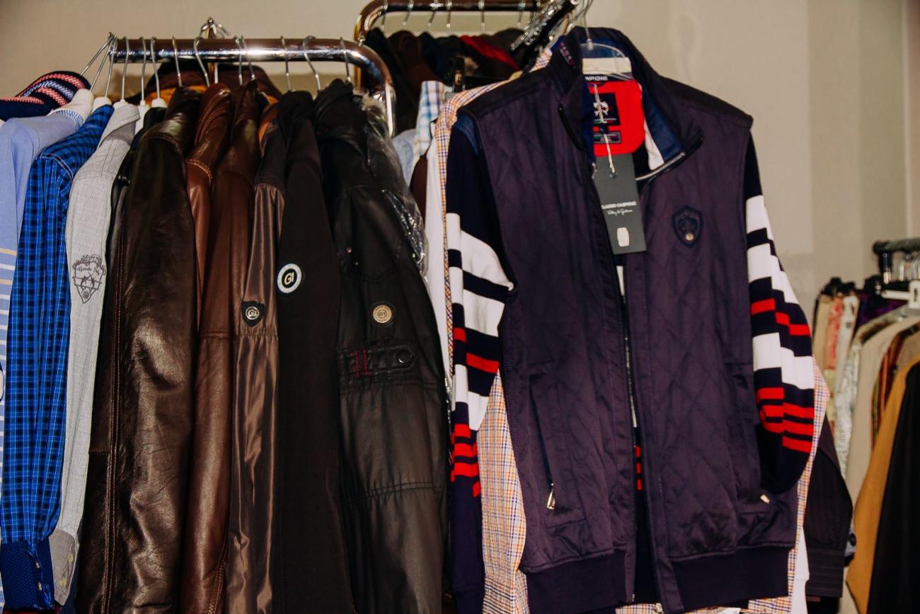 Полная распродажа фирменной мужской одежды премиум класса. (2)
