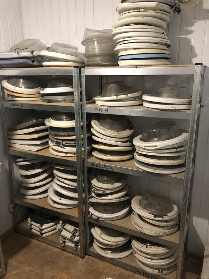 Продаем новые и б/у запчасти для стиральных машин (6)