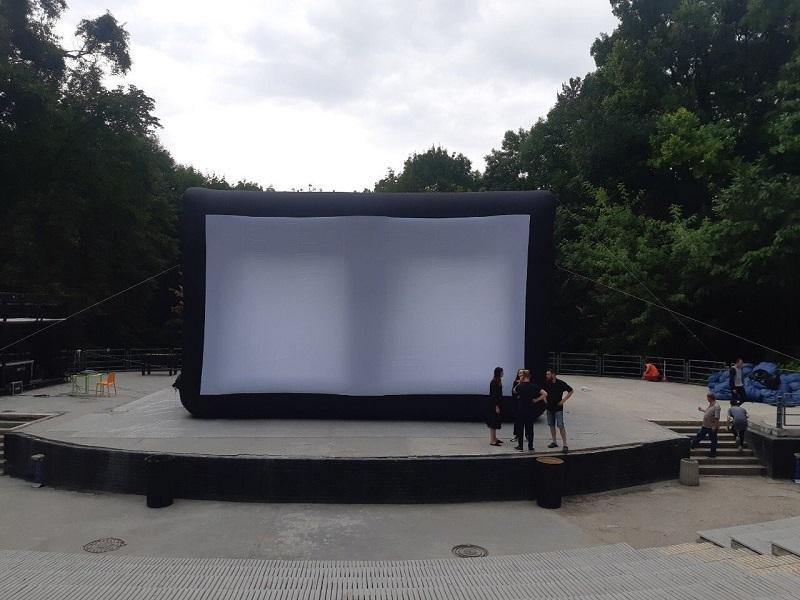Надувные экраны и щиты Inflatable screens and shields (3)