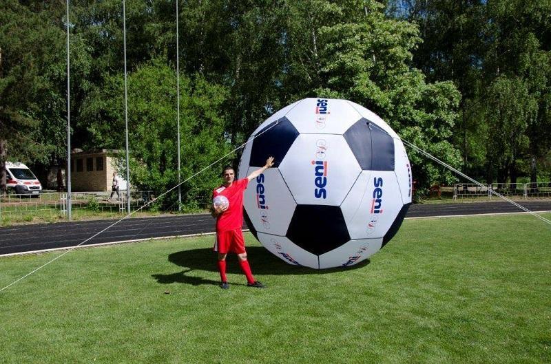 Пневмоконструкции и атрибутика для спортивных мероприятий Sports inflatables (6)