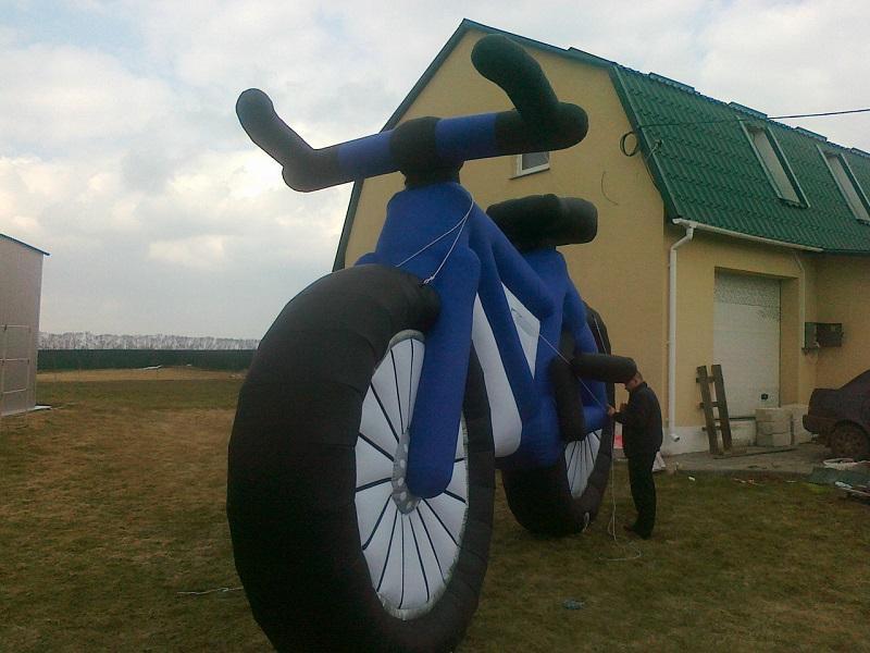 Пневмоконструкции и атрибутика для спортивных мероприятий Sports inflatables (2)