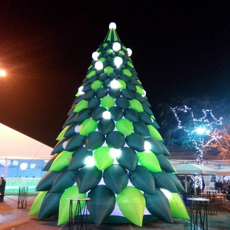 Надувные новогодние фигуры Inflatable Christmas Shapes (2)