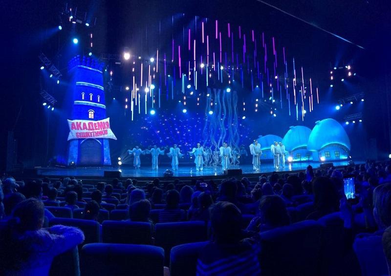 Надувные сценические декорации Inflatable stage decorations (4)