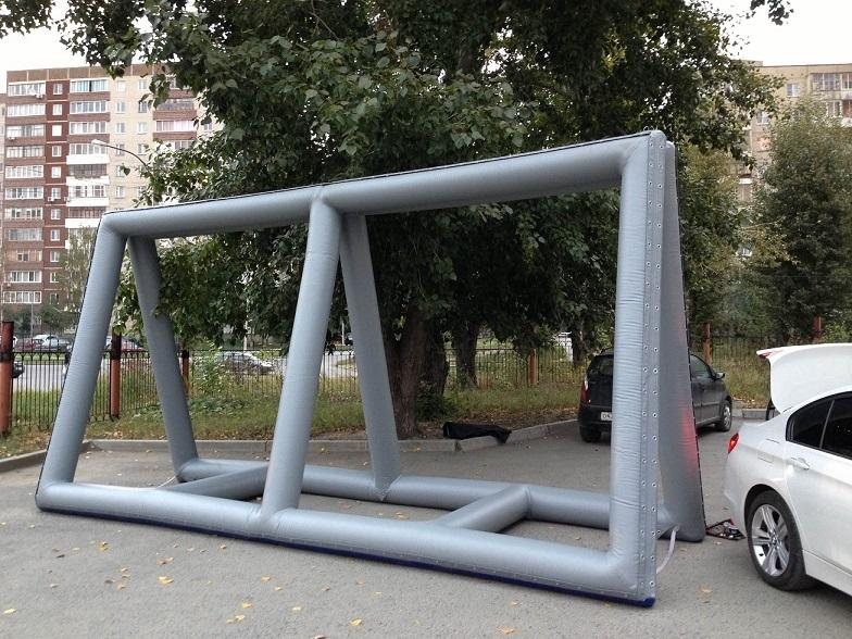 Надувные конструкции для оформления выставок (4)