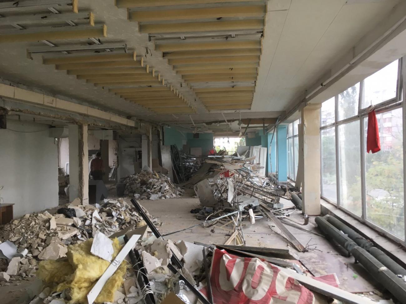 Ручной демонтаж зданий и сооружений (3)
