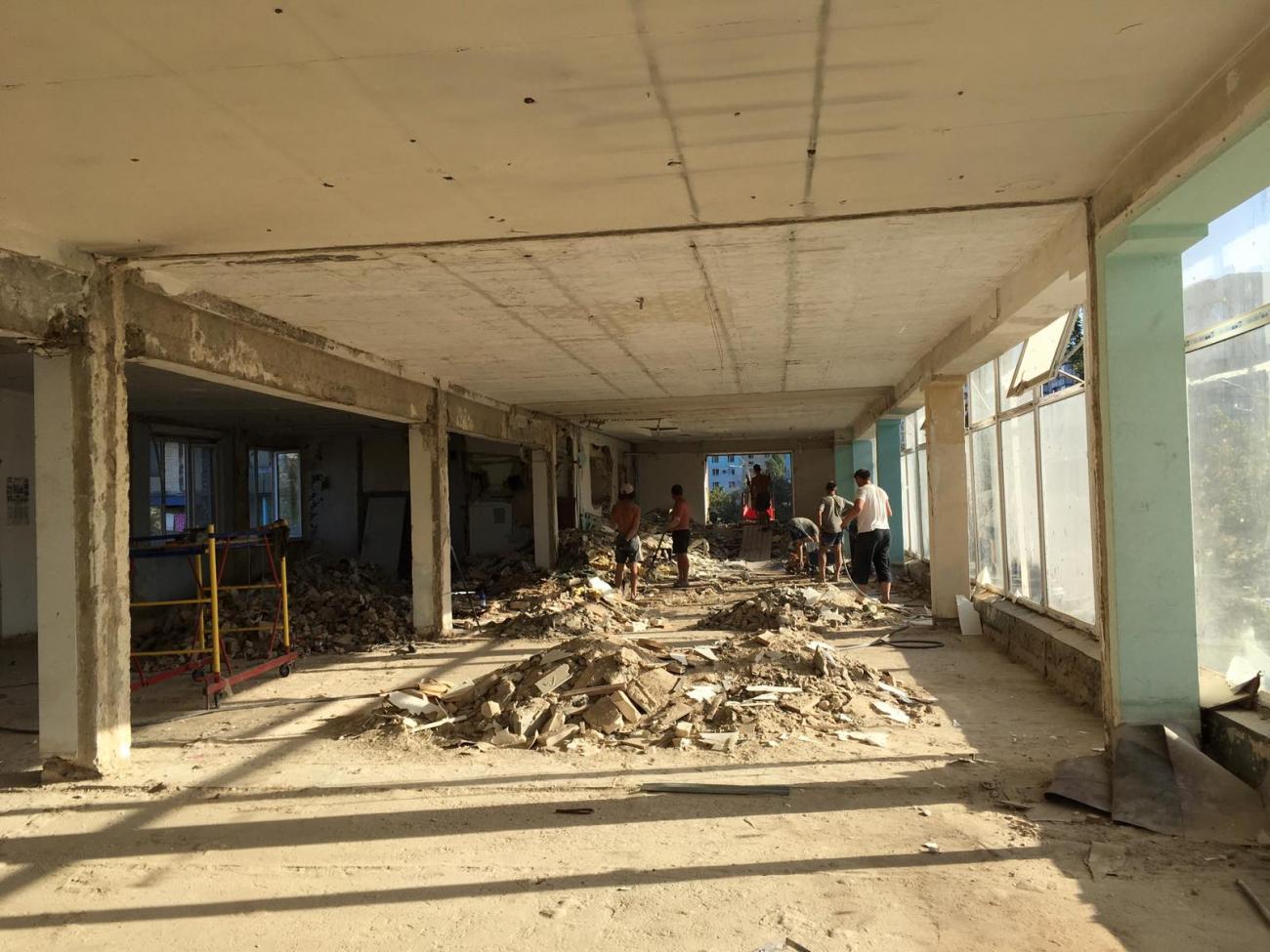 Ручной демонтаж зданий и сооружений (4)