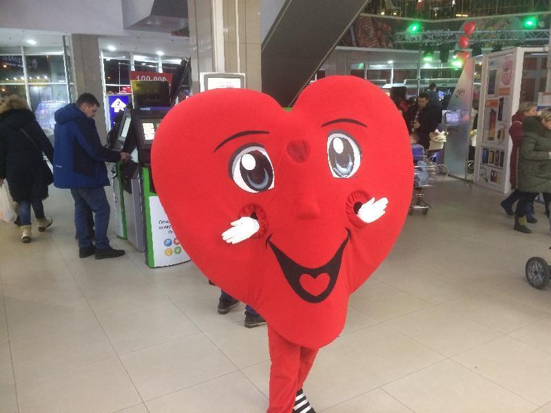 Ростовая кукла сердце (2)