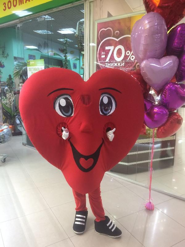 Ростовая кукла сердце (3)
