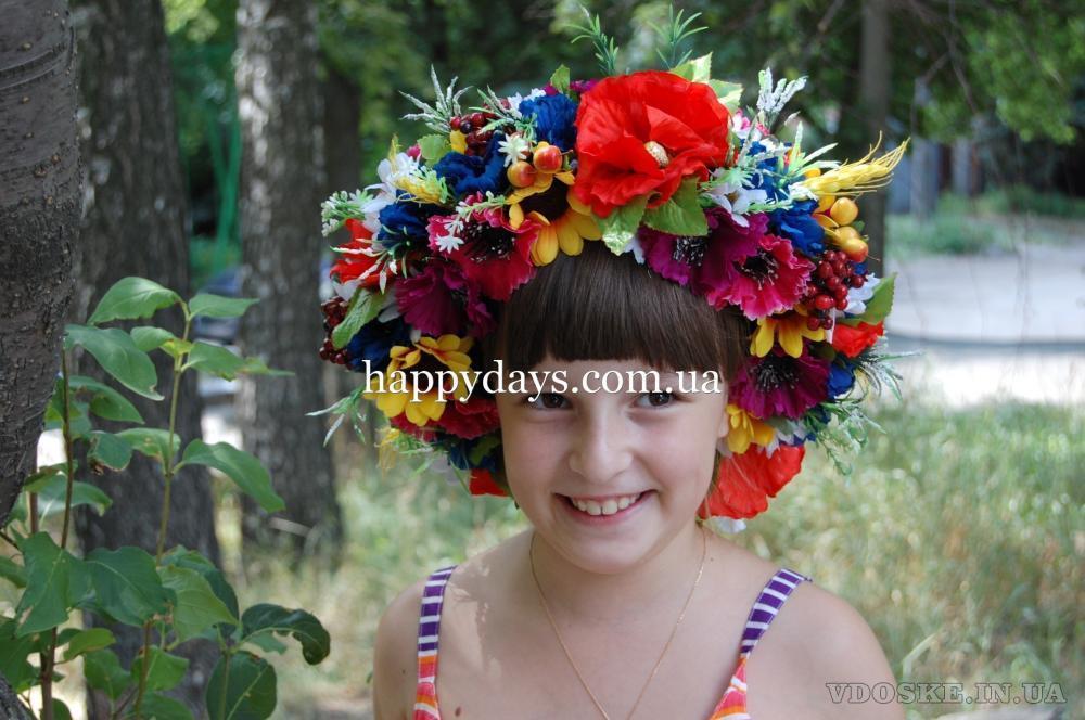 Гавайские лейсы, леи. Весенний декор (4)
