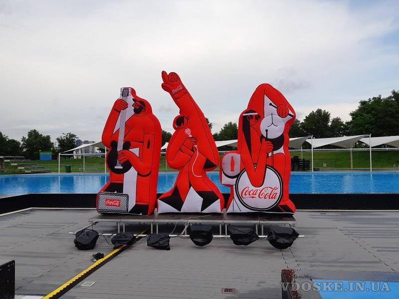 Надувные фигуры и конструкции Inflatable replicas (5)