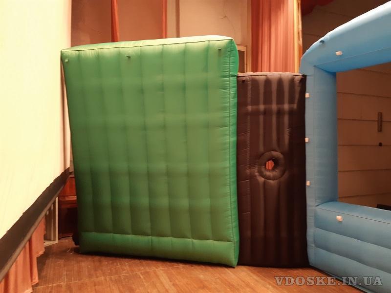 Надувные туннели c подсветкой  inflatable tunnel (3)