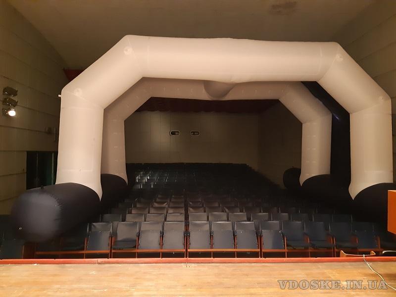 Надувные туннели c подсветкой  inflatable tunnel (5)