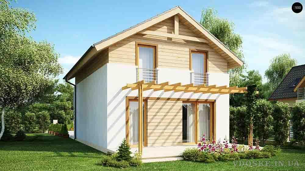 Дом под ключ – 990 000 грн. (2)