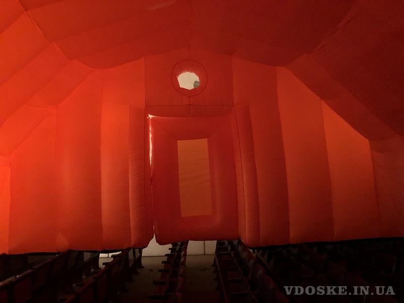 Pneumoframe Inflatable Rescue Tent Надувная спасательная палатка (6)