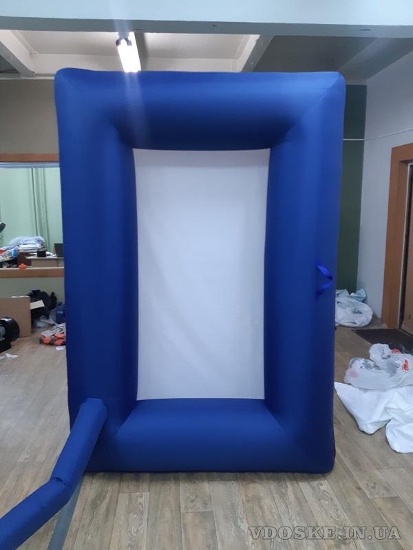 Pneumoframe Inflatable Rescue Tent Надувная спасательная палатка (4)