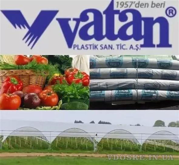 Надёжнаятепличная плёнкаVatan Plastik. Турецкая плёнка для теплиц 150 мкм (2)