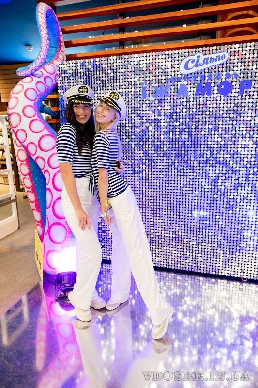 Inflatable stage decorations Надувные декорации для сцены (2)