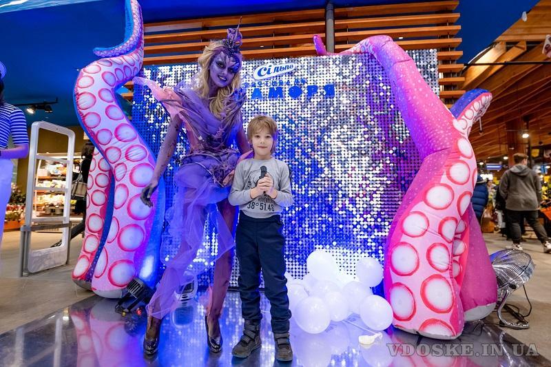 Inflatable stage decorations Надувные декорации для сцены (4)