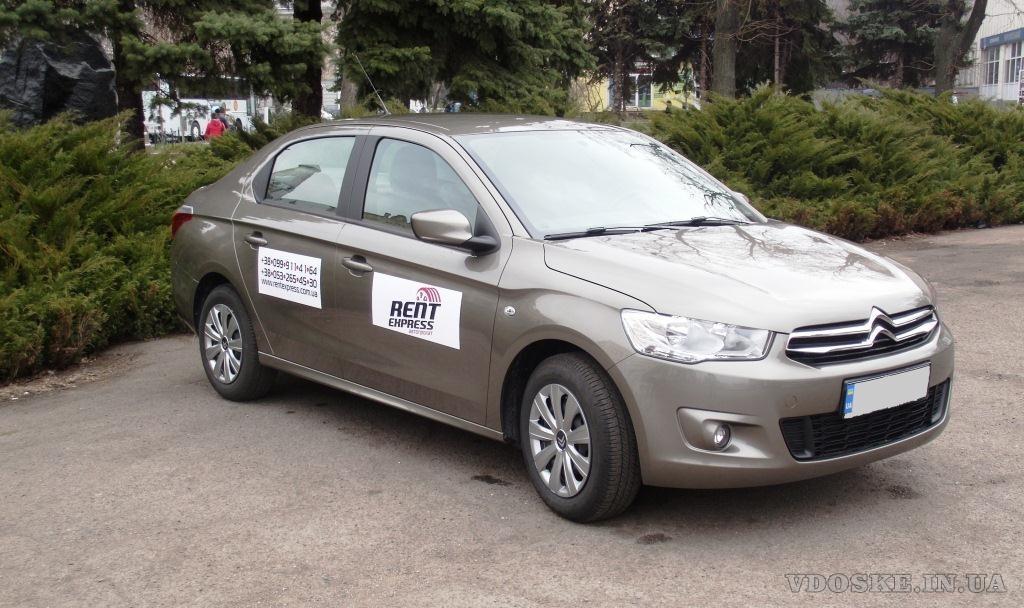 Прокат авто в Полтаве без водителя. (5)