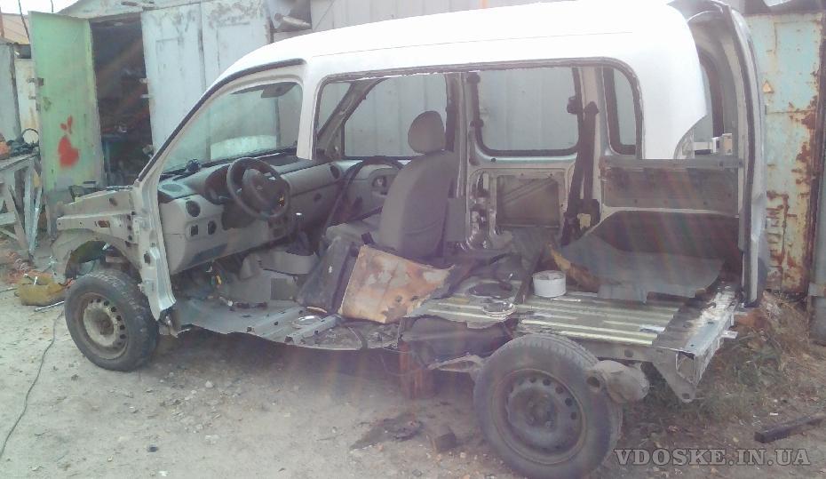 Renault Kangoo 98-12 разборка запчасти б/у (6)