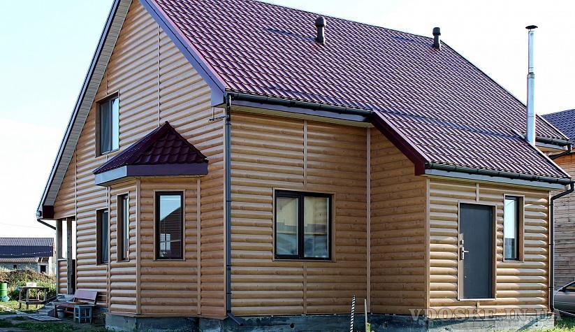 Строительство домов по канадской технологии в Днепре (2)