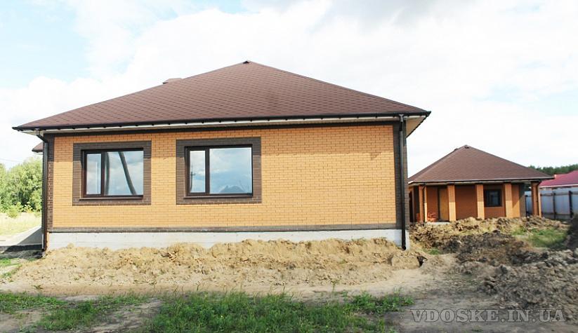 Строительство домов по канадской технологии в Днепре (3)