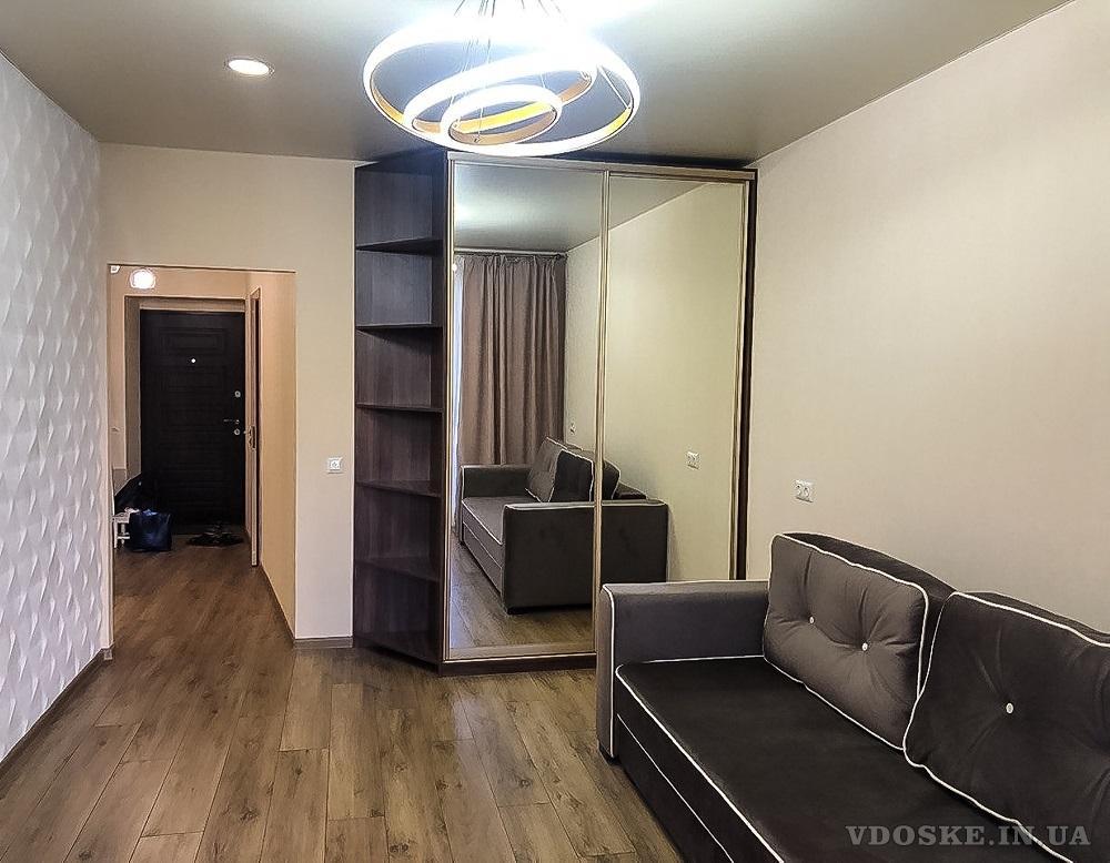 Новострой - 2к, 58 м. Квартира - Мечта. С ремонтом и мебелью. (4)