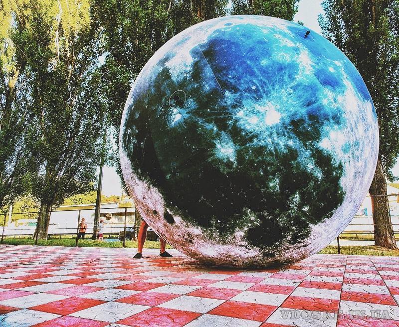 Объемные уличные декорации inflatable decorations (2)