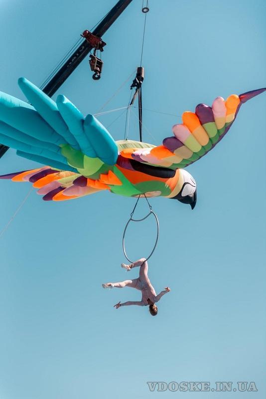 Объемные уличные декорации inflatable decorations (5)