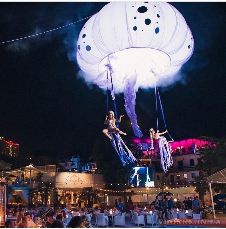 Объемные уличные декорации inflatable decorations (4)
