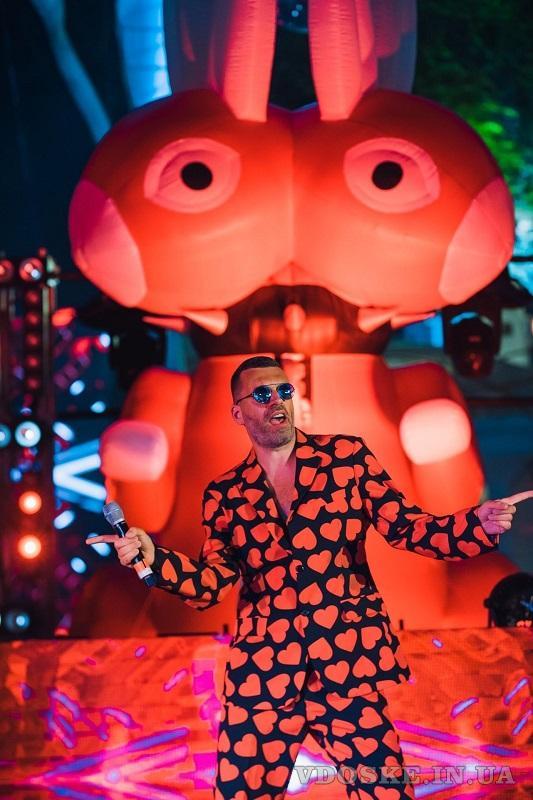 Объемные уличные декорации inflatable decorations (3)
