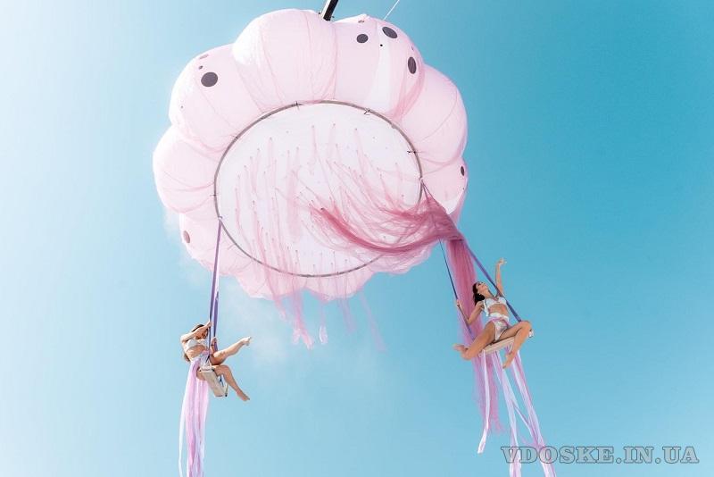 Объемные уличные декорации inflatable decorations (6)