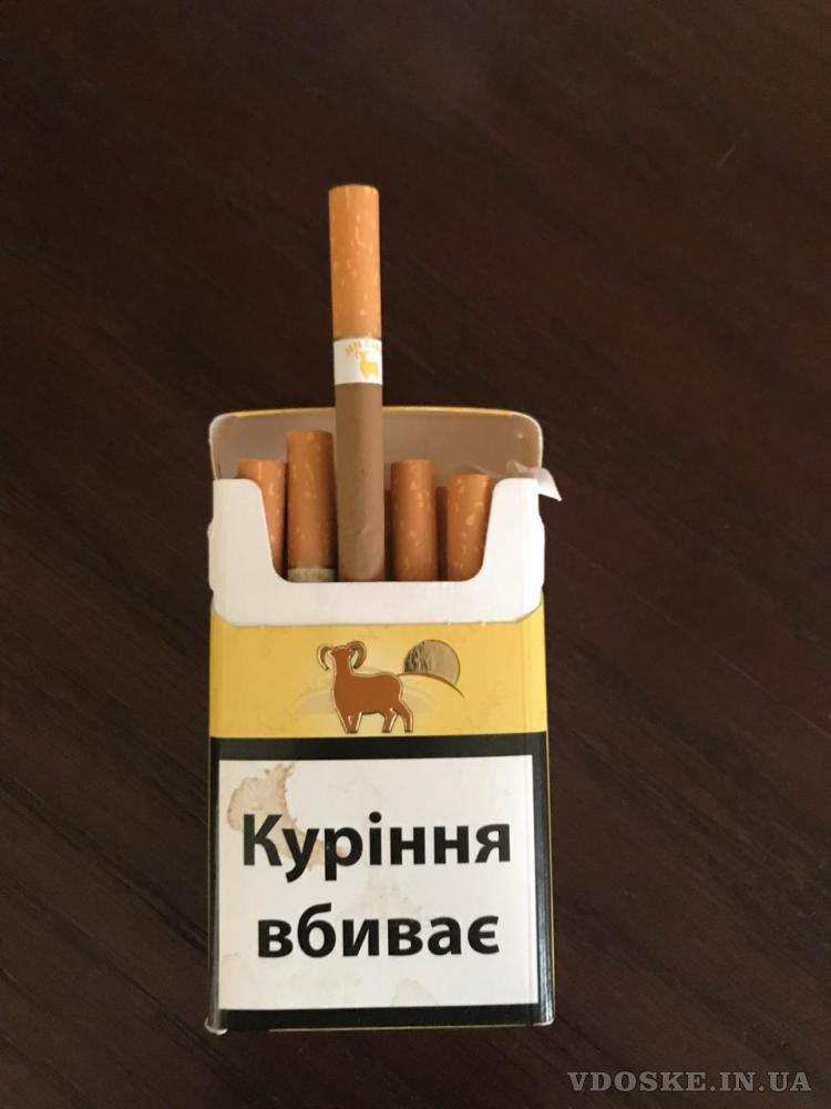 Продам сигареты от 10 блоков Укр акциз оригинал (3)