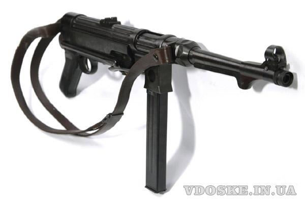 "Карабин полуавтоматический MP-38 (МП-38) 9х21 ""Шмайссер"" (4)"
